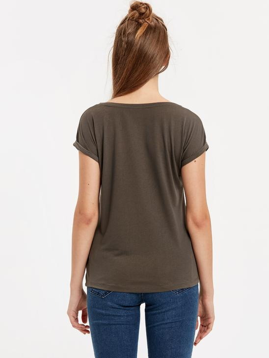 ANTHRACITE - T-Shirt - 8WI908Z8